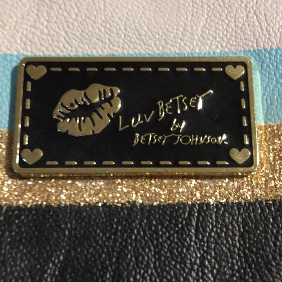 Gorgeous Betsey Johnson handbag